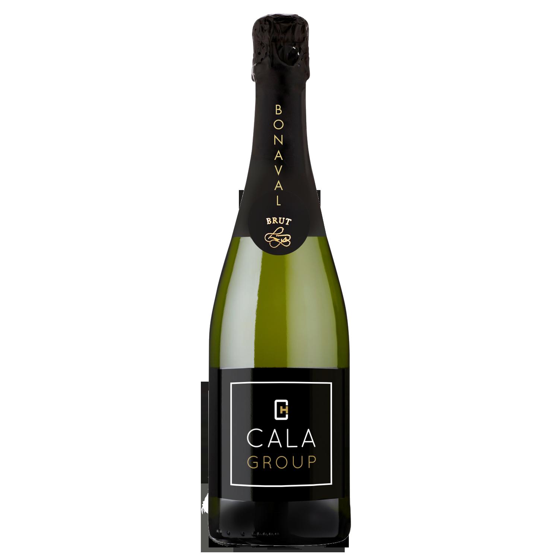 Branded Bonaval Cava Brut Reserva, Award Winning Personalised Wine